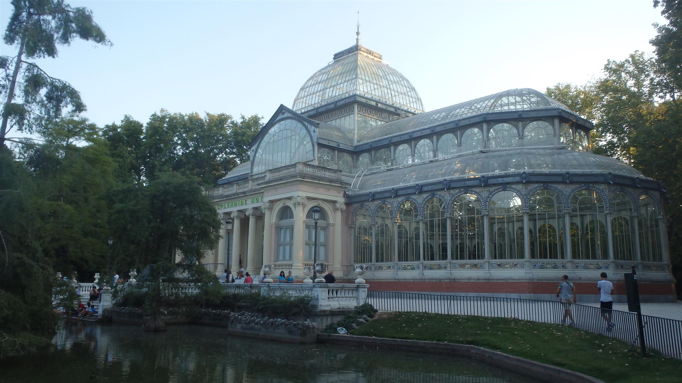 Madriddu vent dans les voiles for Jardin 19eme siecle